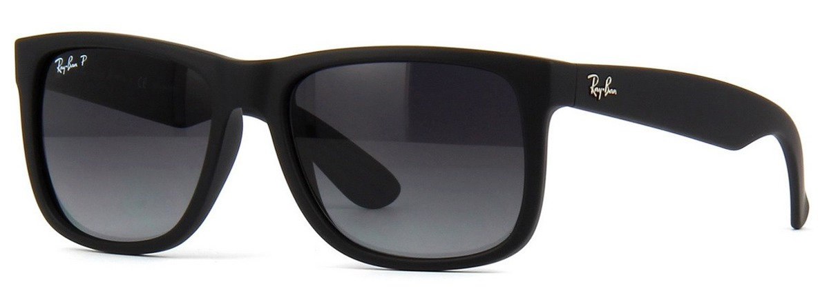 7ba9b7e168 ... switzerland ray ban justin rb4165 622 t3 55 polarizado rb 4165 preto  fos. carregando zoom ...