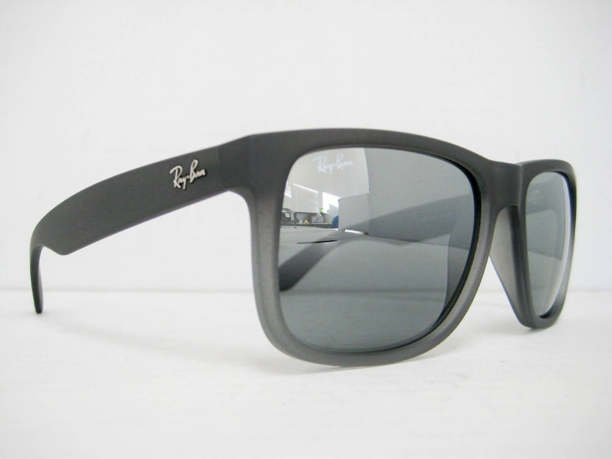 58b09ef818085 ... where can i buy ray ban justin rb4165 852 88 cinza espelhado made in  italy.