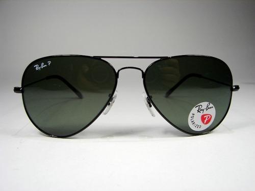 gafas ray ban aviator polarizadas precio