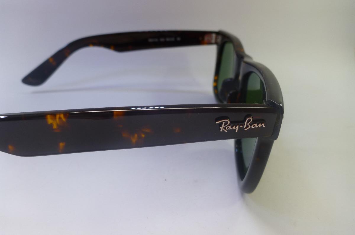lentes ray ban originales caracteristicas