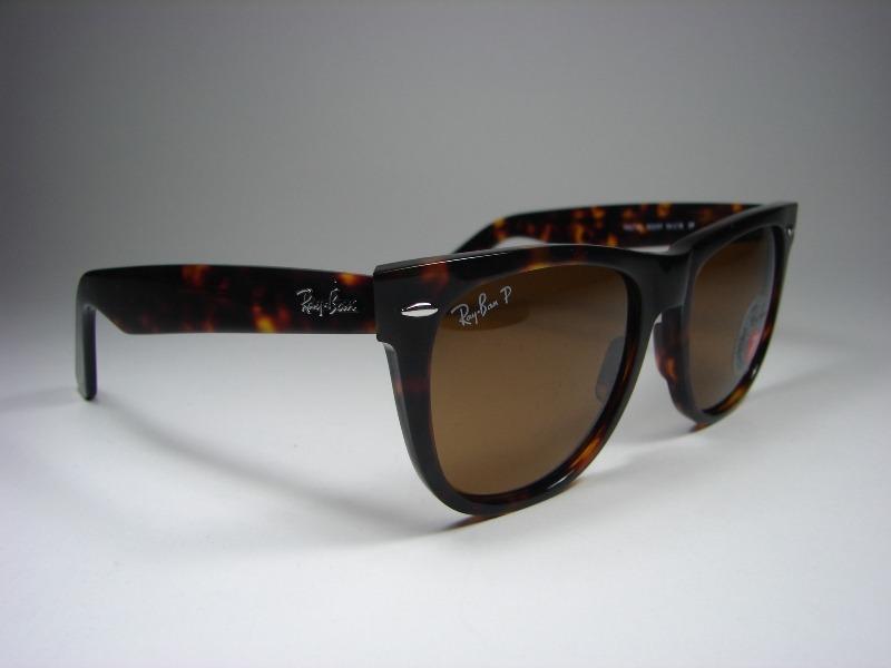 gafas ray ban wayfarer polarizadas