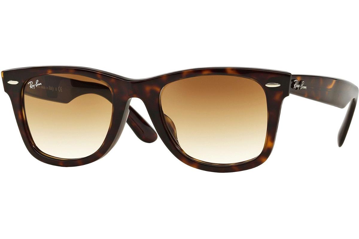 gafas de sol ray ban wayfarer de colores