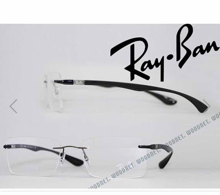 328f7250b5 Ray-ban Liteforce Rb 8724 1153 - Óculos De Grau Cor  Azul - R  350 ...