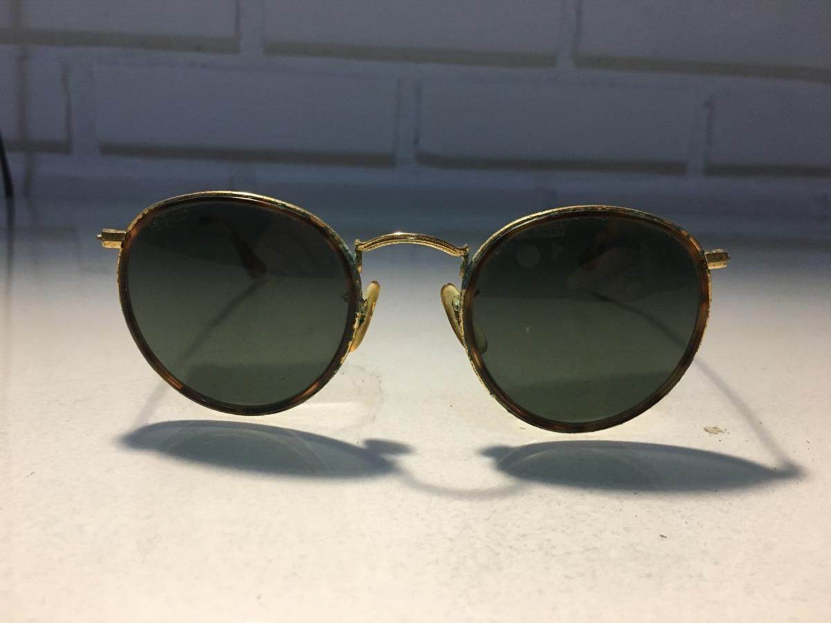 Oculos Ray Ban Bl Usa Original Reliquia Dourado - R  299,00 em ... 3cad492000