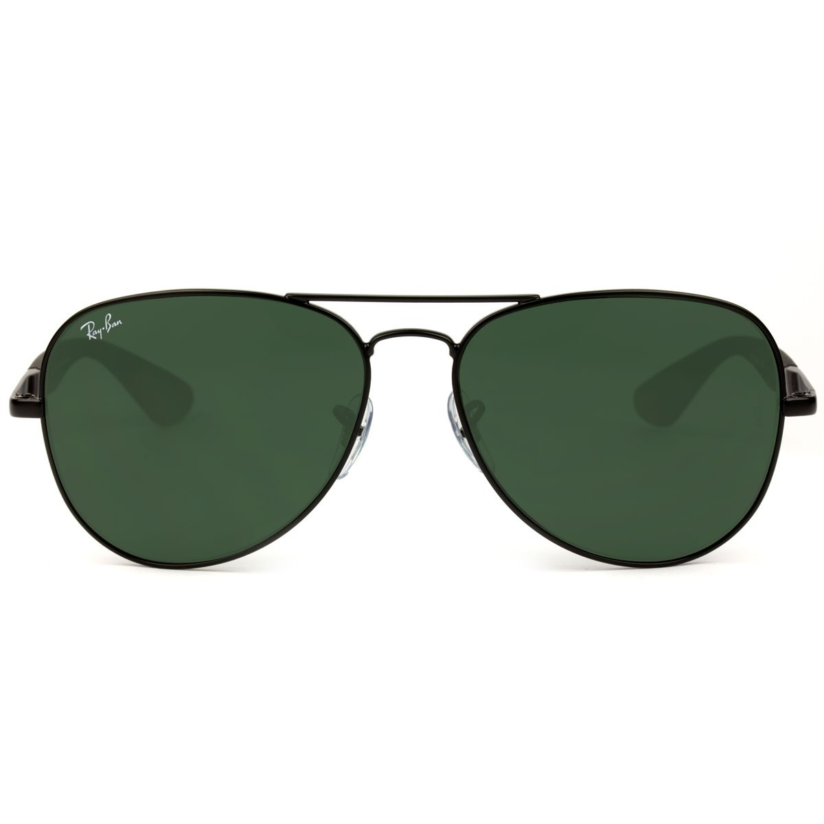 Carregando zoom... óculos ray ban aviador rb3554l 006 71 58 - nota fiscal 98a671f50b