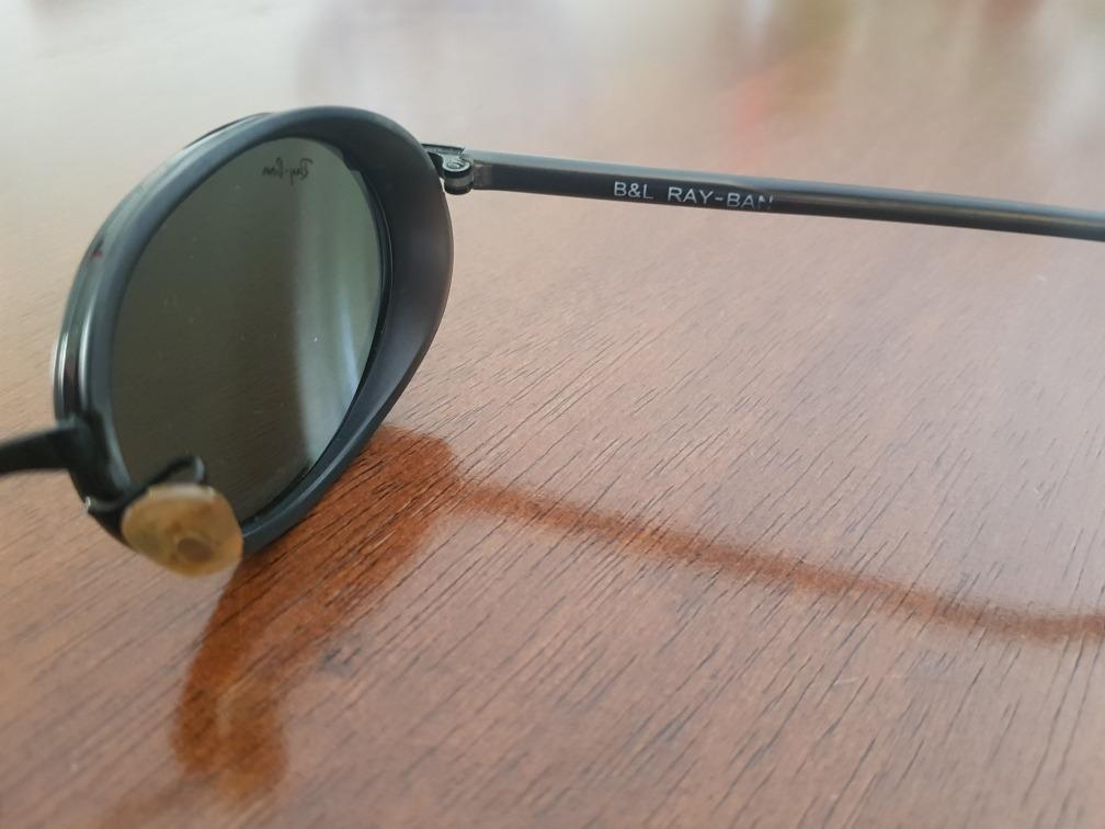 d10ea82893d73 Carregando zoom... óculos ray ban usado - com proteção lateral. Carregando  zoom.