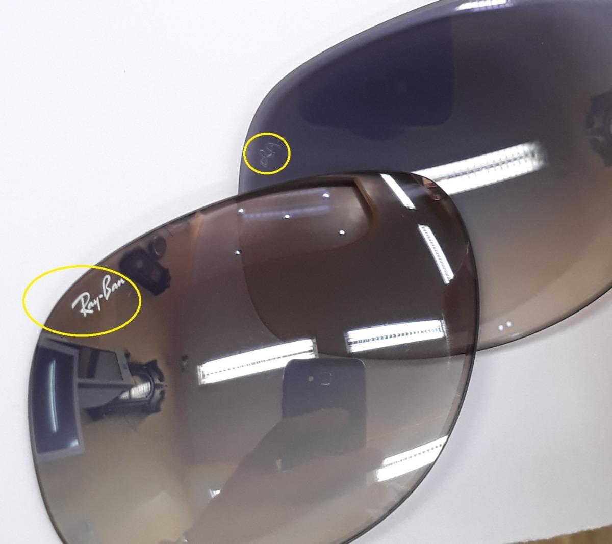 Carregando zoom... lente oculos ray ban rb3387 64 rb 3387 077 7b espelhado  azul a2de7bc613