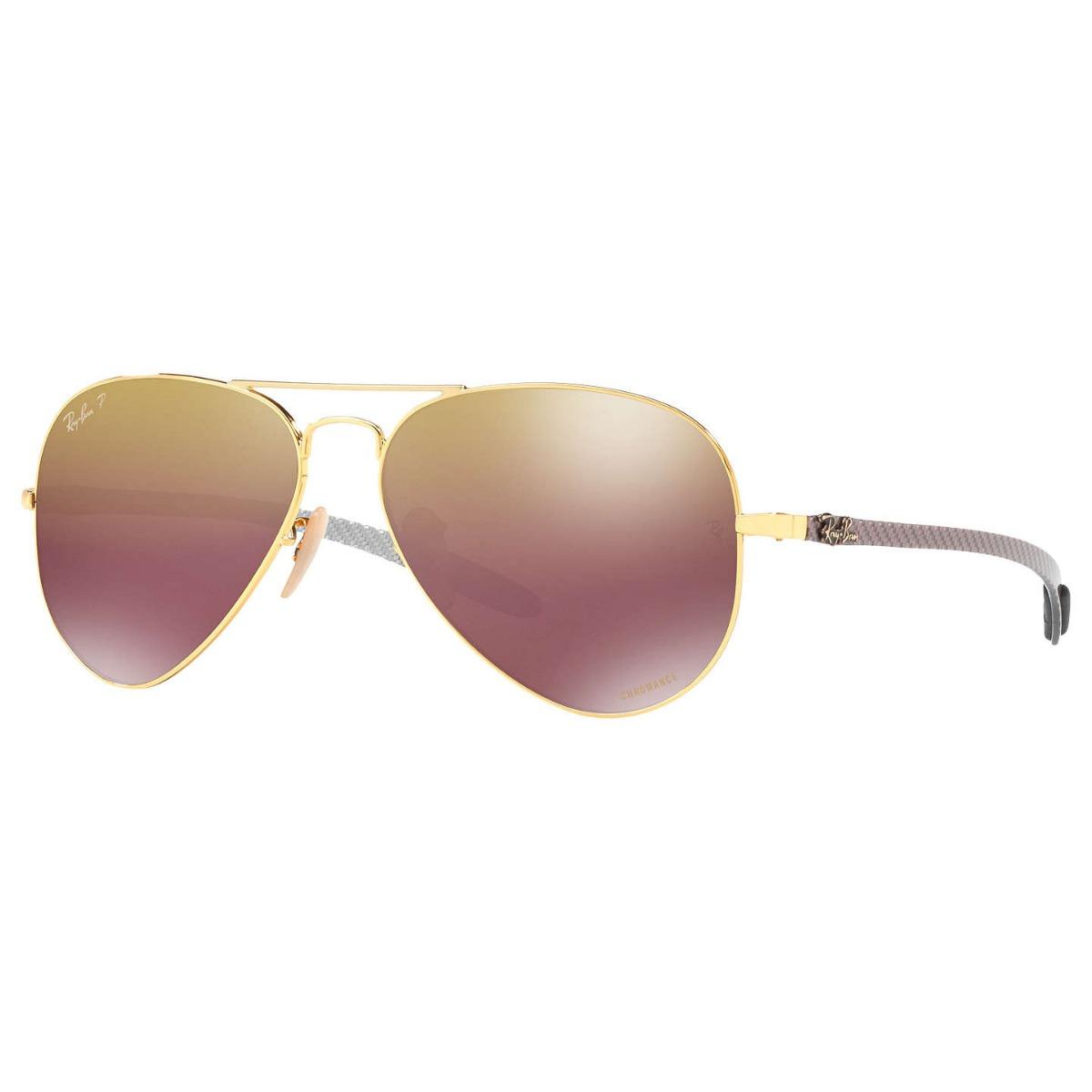 bbd92af4a Ray Ban Óculos Aviado Espelho Aviator Polarizado - R$ 2.076,00 em ...