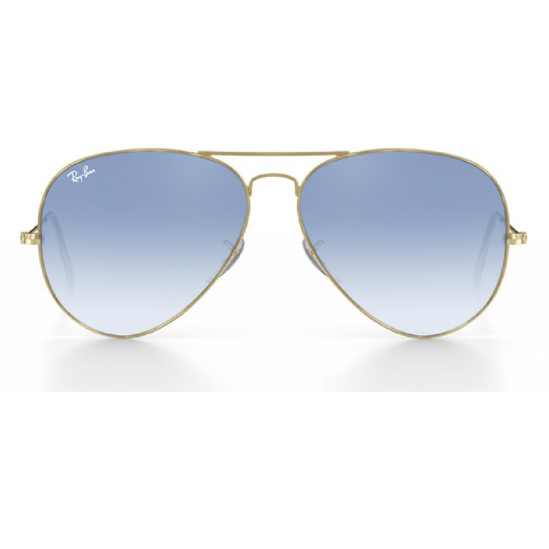 ce6d5c5b4 Ray Ban Oculos De Sol Aviador Masculino - Feminino + Brinde - R$ 249 ...