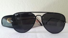 668f35fa0 Oculos Sol Aviador Preto C De Nike - Óculos De Sol no Mercado Livre ...