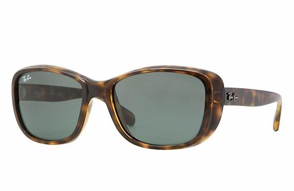 e593a80bdb4e9 Óculos De Sol Feminino Ray Ban Ambar Rb4174 - Original - R  349