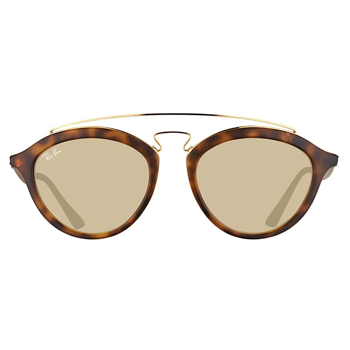 02671d33786a8 Óculos De Sol Ray Ban Gatsby Oval Rb4257 - R  488,00 em Mercado Livre