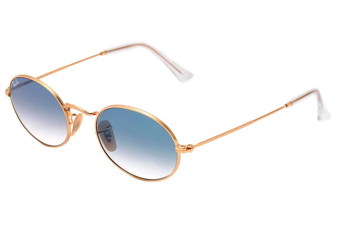 17d5da6c0ac Ray Ban Rb 3547 N Oval Flat Lenses - Óculos De Sol 001 3f - R  485 ...