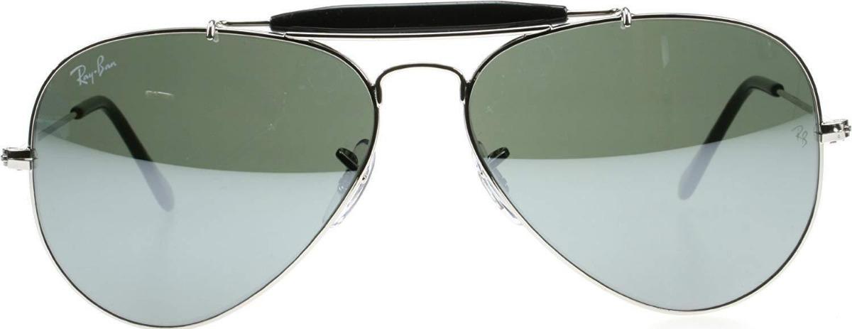 264f0a5286b82 Óculos De Sol Ray Ban Rb 3407 Caçador Polarizado M - R  349,00 em ...