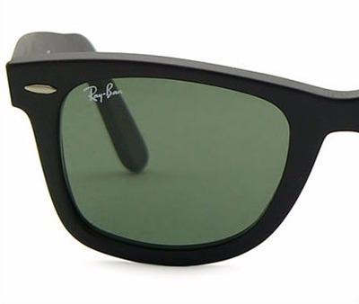ray ban óculos sol · óculos de sol ray ban wayfarer clássico lente g-15 af6232a2af