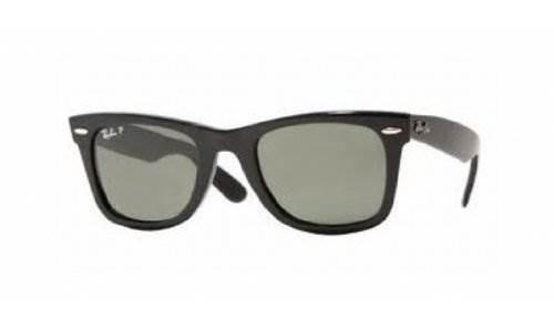 Ray-ban Original Wayfarer Gafas De Sol Negro Verde -   231.760 en ... 109b1fd7b6
