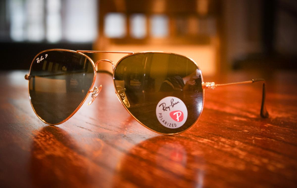 gafas de sol ray ban aviator polarizadas