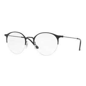 54f6ff741 Oculos Rayban Transparente Sem Grau - Óculos Preto em Mato Grosso no ...