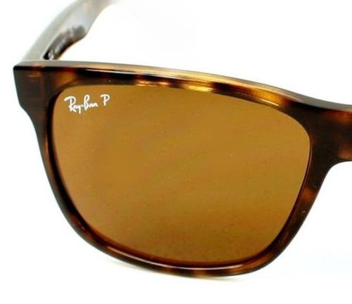 Ray Ban Rb 4181 710 83 Highstreet Polarized - 13 - R  449,00 em ... f253efa0c0