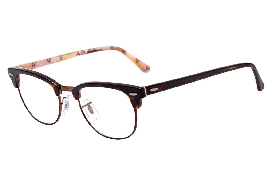 dfdc80ee75321 ray ban rb 5154 clubmaster - óculos de grau 5650 - lente. Carregando zoom.