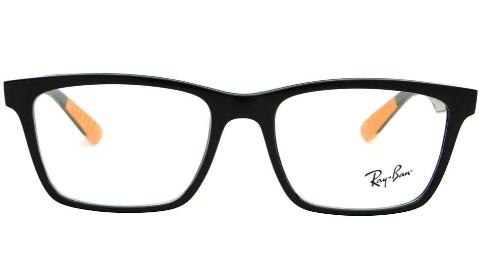 ray ban rb 7025 armação para óculos de grau masculina retrô. Carregando  zoom. e5e21dac60