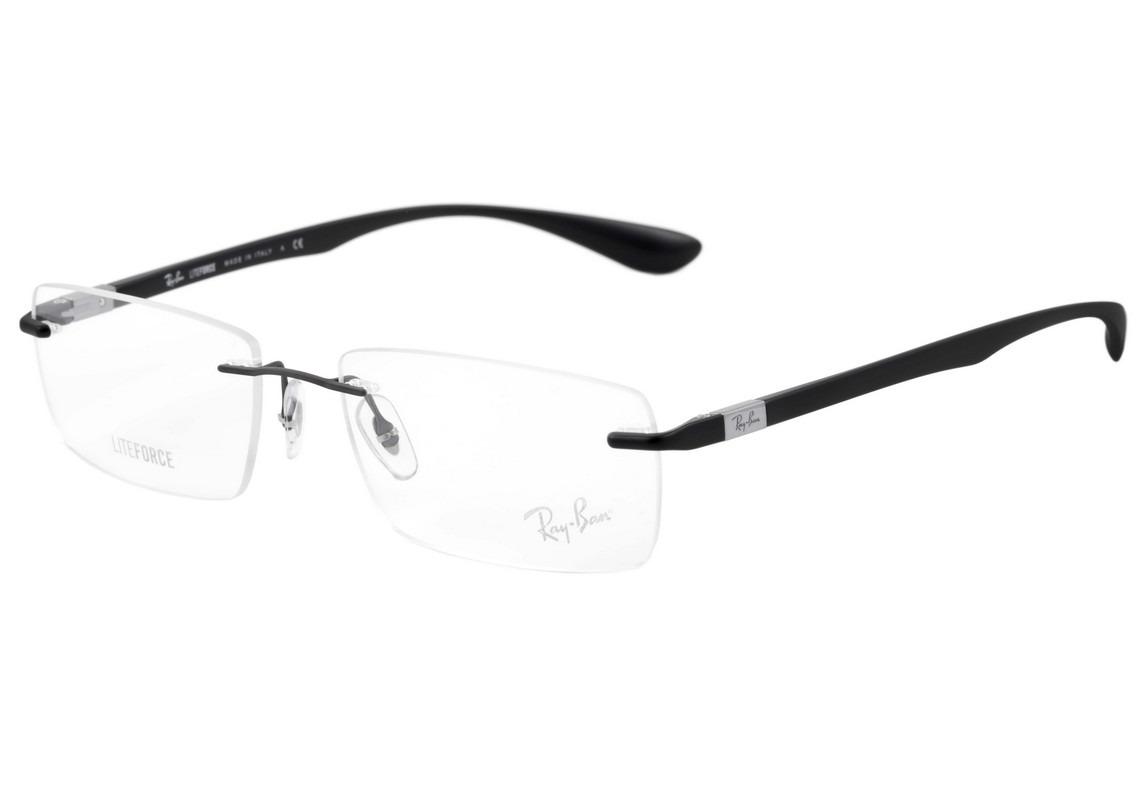 2a0fd62932c Ray Ban Rb 8724 Liteforce - Óculos De Grau 1128 - Lente 5