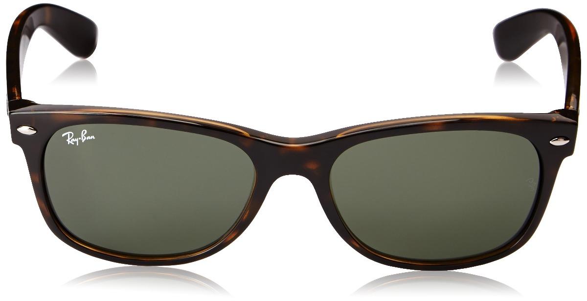 6d7696a92bf40 Ray-ban Rb2132 New Wayfarer Gafas De Sol No Polarizadas ...