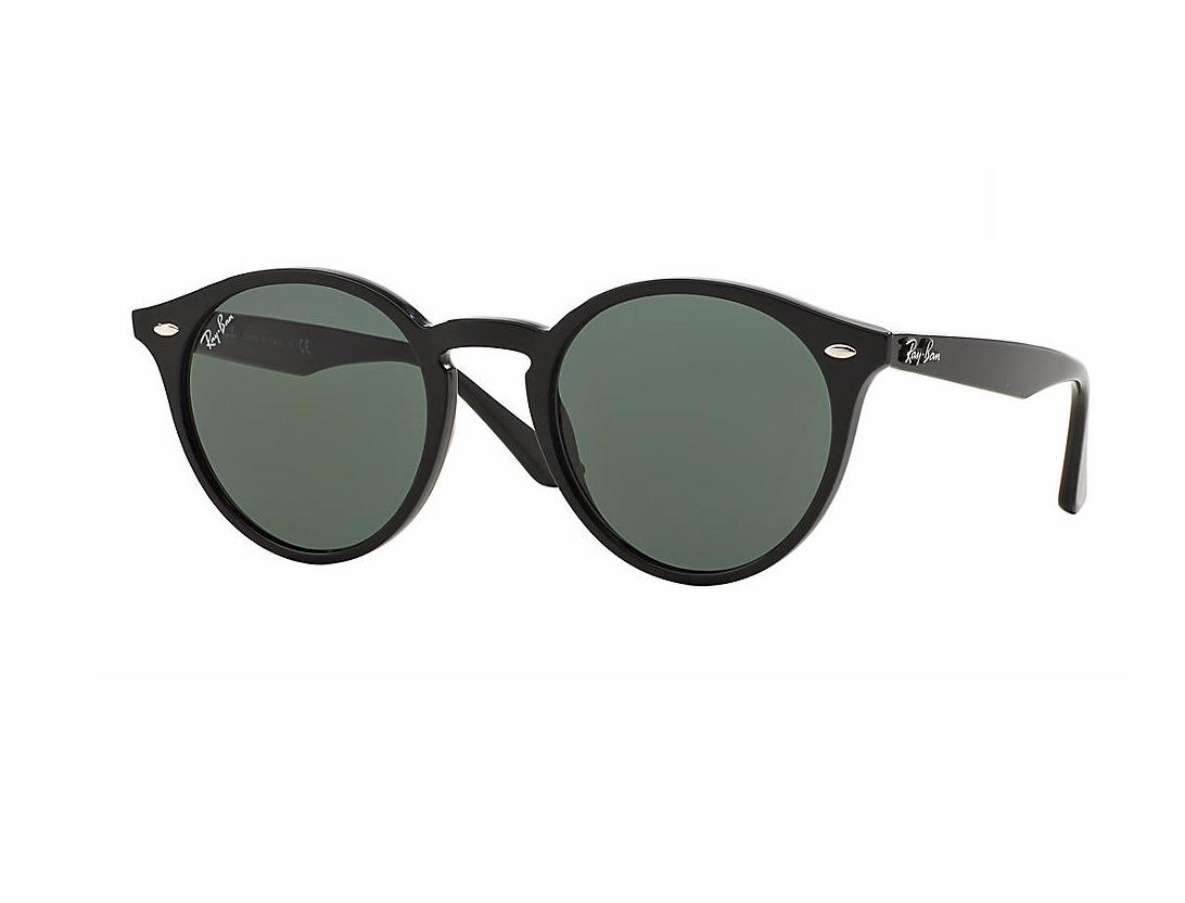 435cde407 ray ban rb2180 601/71 round stylish óculos de sol tam 4,9 cm. Carregando  zoom.