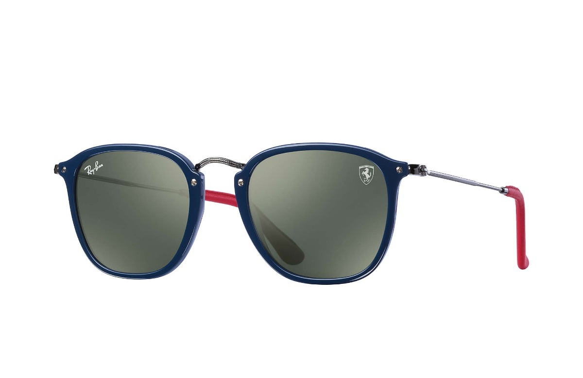 ea80686c09 ray ban rb2448nm f60631 scuderia ferrari collection azul g15. Cargando zoom.