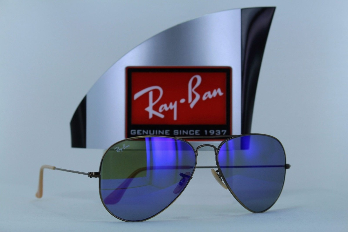 52aa8ee39683d Ray Ban Aviator Azules « One More Soul