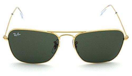 gafas ray ban de oro