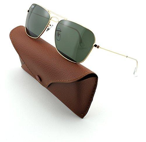 d0f5012f9e Ray-ban Rb3136 Caravan Unisex Gafas De Sol Rectangulares - $ 230.990 ...