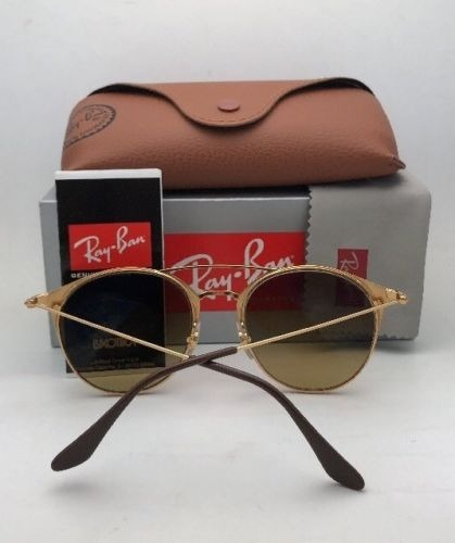Ray Ban Rb3546 900985 Round Metal Highstreet Cafe Degradado ... 00366bda75c8