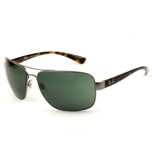 5b62062cb0f57 Ray-ban Rb3567l 029 71 66 - Gunmetal-havana green Classic - R  365 ...