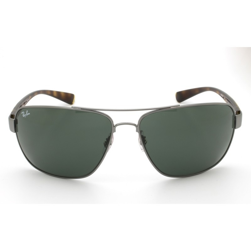 4b2afd6d6b158 ray-ban rb3567l 029 71 66 - gunmetal-havana green classic. Carregando zoom.