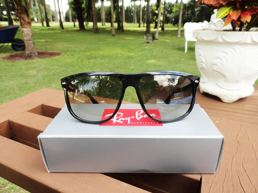 Ray Ban Rb4147 601 32 Preto Degrade Made In Italy Tam 60 - R  674,00 ... 573f7e832d