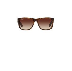 e9082adf7 Ray Ban Rb4165l 710/13 Justin Gradiente Óculos De Sol 5,5 Cm