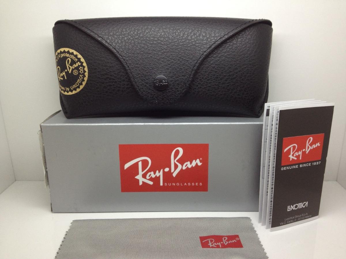 834d07b9be Ray Ban 3574 Round Blazel Varias Cores Frete Gratis Original - R  319