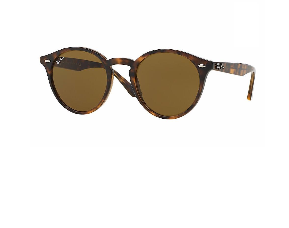 13ef237264d6e ray ban rb2180 710 73 round stylish óculos de sol tam 4,9 cm. Carregando  zoom... ray ban round óculos sol. Carregando zoom.