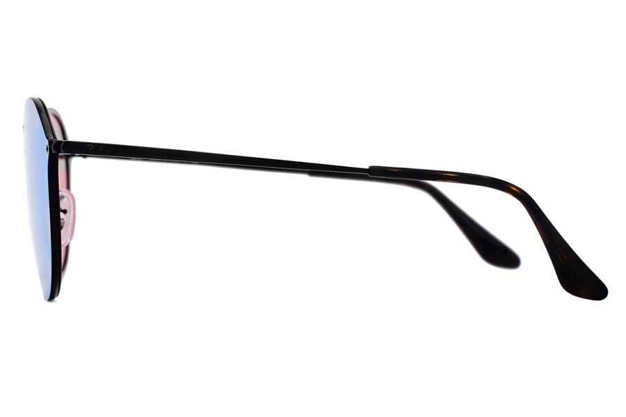 Óculos De Sol Ray Ban Blaze Round Rb3574n 153 7v 59 Preto Es - R ... b3a1e88337