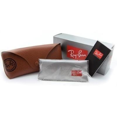 Ray Ban Top Aviador Armação Dourada Lente Vermelho Espelhado - R ... 2171a0008a