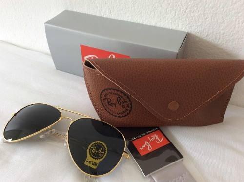 4a936d4e2 Ray Ban Top Óculos De Sol Aviador Tamanho - M- Moda Verão - R$ 229 ...