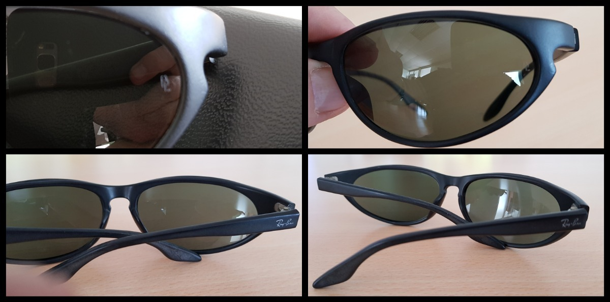 46d16ff6b2f Ray Ban W2198 Predator - Bausch   Lomb - 60mm. Exclusivos ...