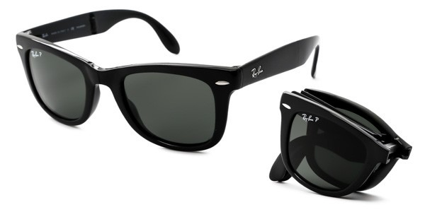 722c89c1e ... inexpensive ray ban wayfarer folding dobravel rb4105 601 58 polarizado  cc1db 6ce25