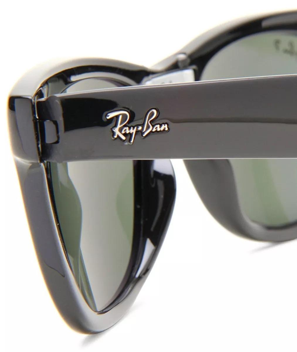 7dd245dd24f99 Ray Ban Wayfarer Folding Originales Italianos Garantía -   1.999,00 ...
