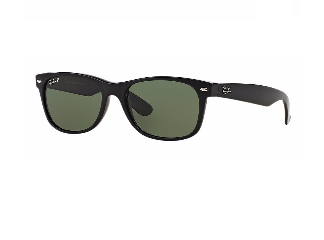 Ray Ban Rb2132l 901 58 New Wayfarer Óculos De Sol Tam 5,5 Cm - R ... 0d786f8293