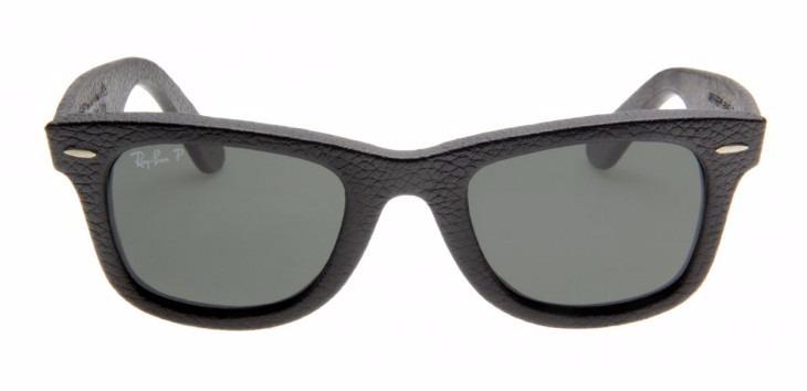 Ray-ban Wayfarer Preto couro - R  300,00 em Mercado Livre b1e43d2dff