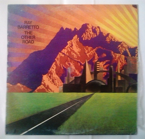 ray barreto - the other road lp