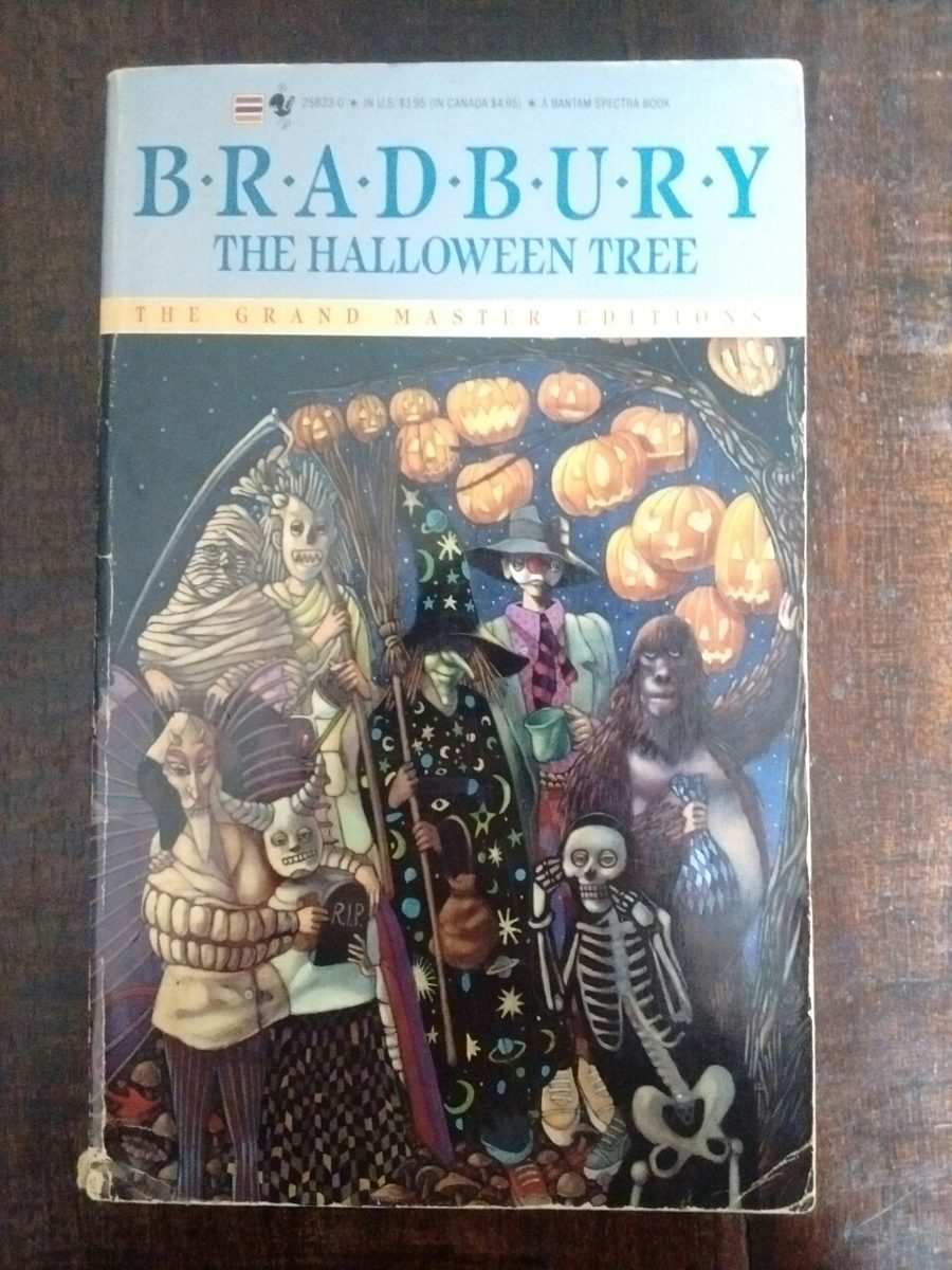 ray bradbury - the halloween tree - $ 250,00 en mercado libre
