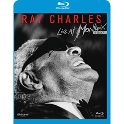 ray charles : blu-ray - live at montreux 1997 - lacrado !!